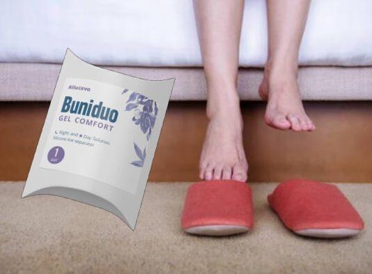 Buniduo gel comfort – ako použiť – ako to funguje – v lekárni