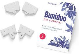 Buniduo gel comfort – účinky – feeedback – Amazon